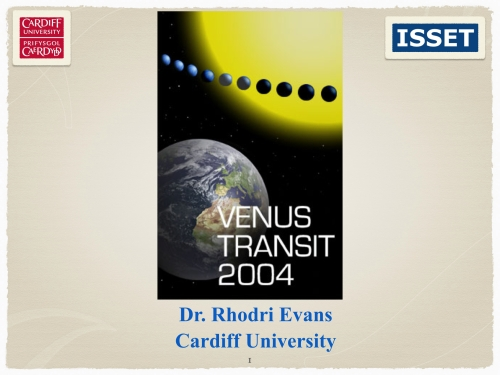 This is a lecture I gave in Mongolia the night before the June 2012 Transit of Venus, but it is based on a talk I gave to schools and the public in 2004.
